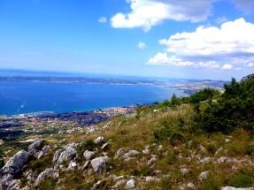 Pogled na Kaštela Trogir