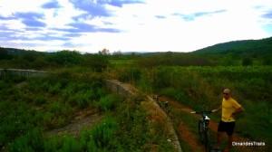 Staza kroz polje na Šolti