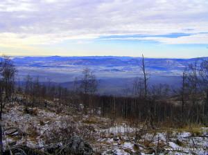 Pogled sa Kamešnice