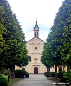 Franjevački samostana Rama - Šćit