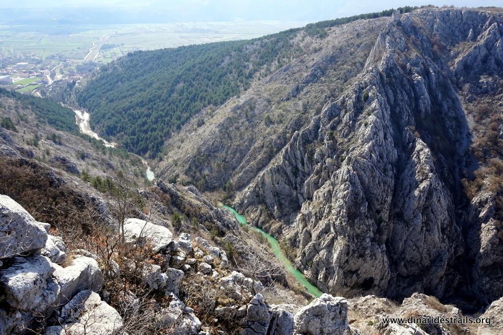 Kanjon Badnjevice