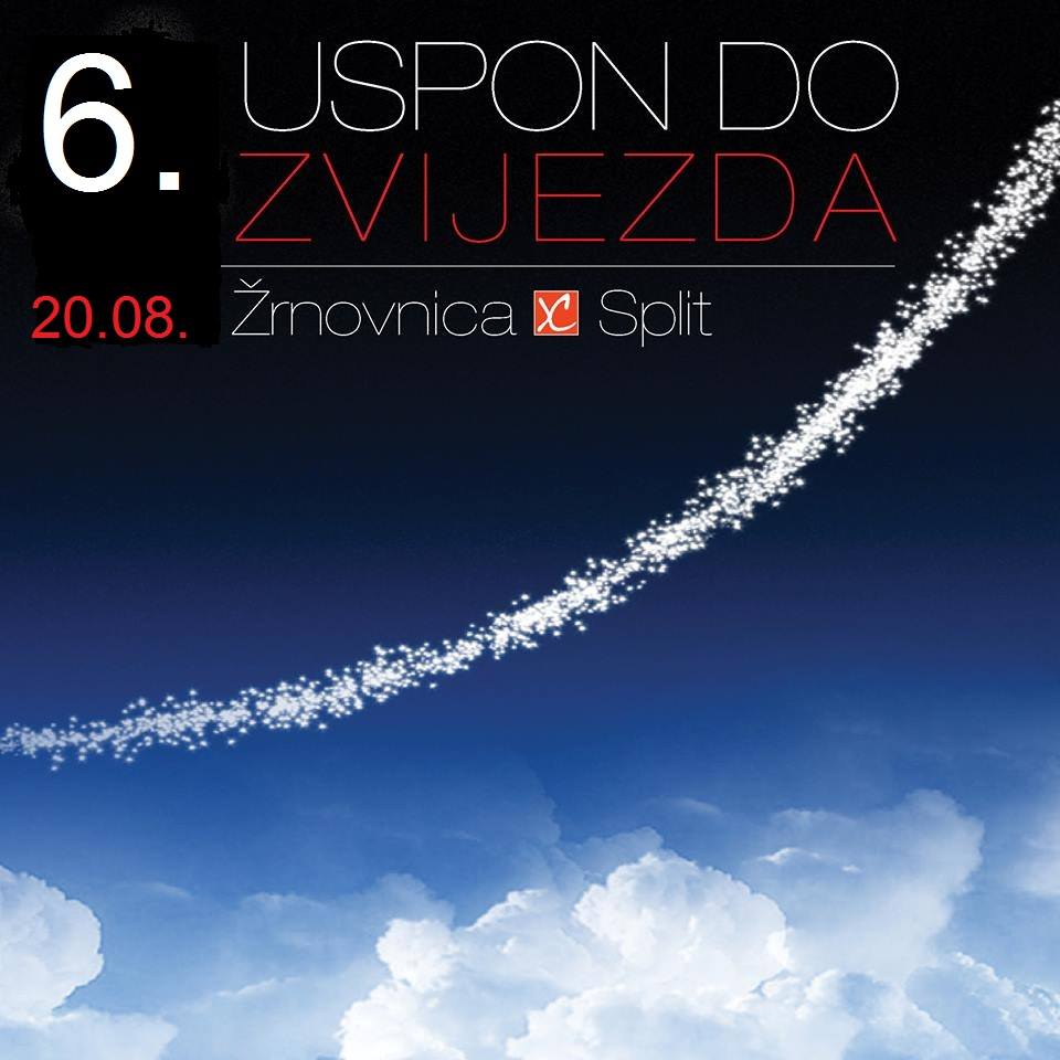 6. Uspon do zvijezda