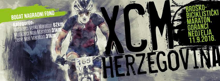 Biciklistički maraton XCM Herzegovina 2016